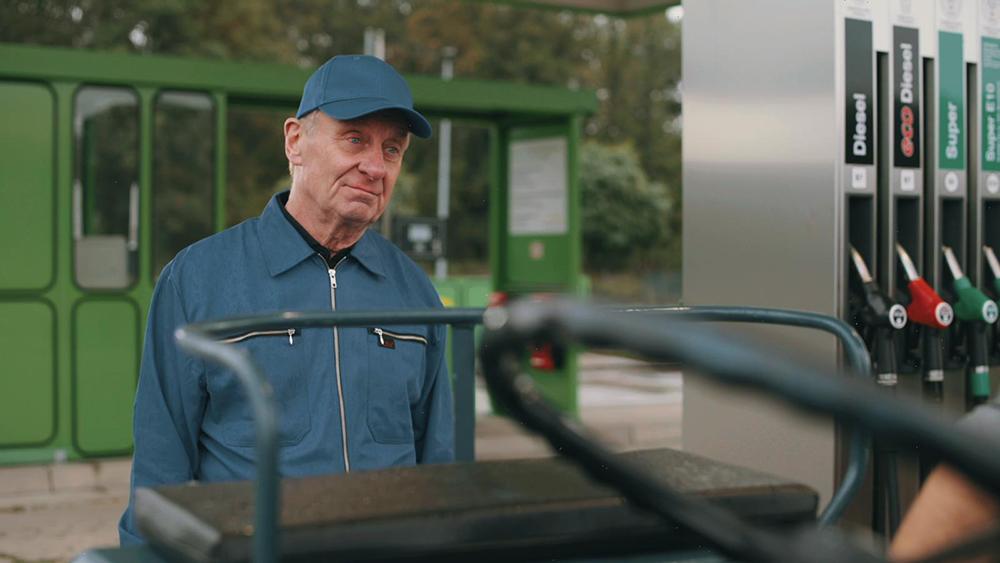 Der Tankwart